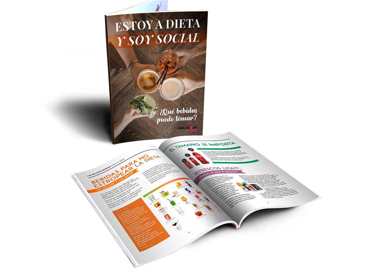 Estoy a Dieta y Soy Social, E- book
